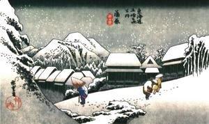 winter-evening-in-japan