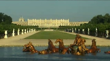 From the Château de Versailles on YouTube